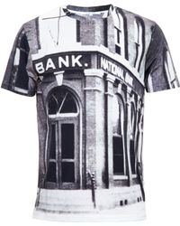 Carven Bank Tshirt - Lyst