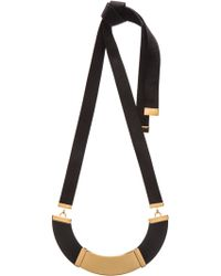 Marni Resin Necklace - Lyst