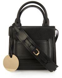 Pierre Hardy Leather Cross-body Bag - Lyst