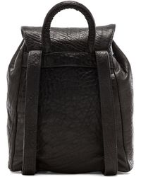 Mr. Parker Backpack - Black