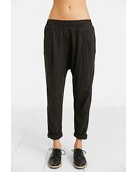 BDG Porter Slouchy Ankle Pant - Lyst