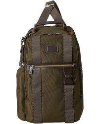 Tumi Alpha Bravo Greely Sling Backpack - Lyst