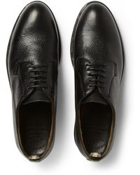 Officine Creative Leather Derby Shoes - Lyst