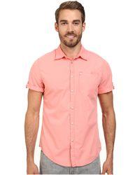 Calvin Klein Jeans Pigment Utility Shirt - Lyst