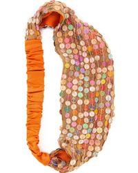 Eugenia Kim Daniella Silk Headband - Multi - Lyst
