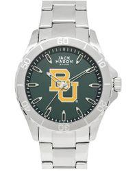 Jack Mason Brand - 'baylor University Bears' Bracelet Watch - Lyst