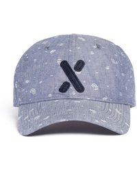 Alex Mill Bandana Baseball Cap - Lyst
