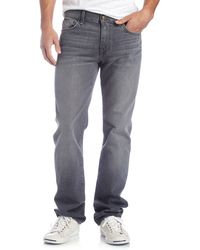 7 For All Mankind Slimmy Foggy Summer Jeans - Lyst