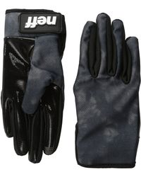 Neff Black Pipe Glove - Lyst