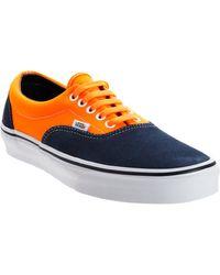 Vans Orange Neon Era - Lyst