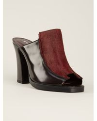 Opening Ceremony Anais Slide Mules - Lyst