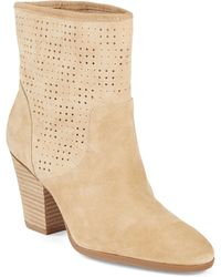 Enzo Angiolini Get Up Ankle Boots - Lyst