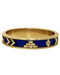 House Of Harlow 1960 Aztec Bangle - Lyst