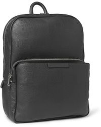 7849e096b7c7 Marc By Marc Jacobs - Fullgrain Leather Backpack - Lyst