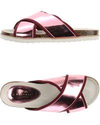 Essentiel - Sandals - Lyst