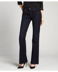 James Jeans Legend Supersoft Stretch Cotton Blended Denim Reboot Bootcut Jeans - Lyst