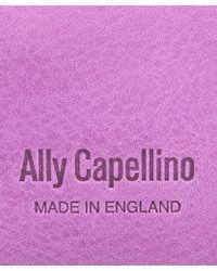Ally Capellino - Purple Katherine Sunglasses Case - Lyst