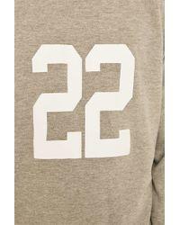 Dickies | Stevinson Grey Athletic Top | Lyst