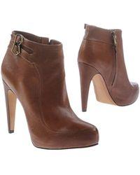 Sam Edelman Ankle Boots - Lyst