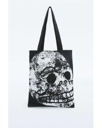 Cheap Monday - Moon Skull Modern Tote Bag - Lyst