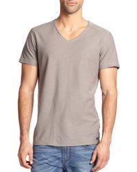 Diesel Cotton T-Shirt - Lyst
