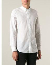 Ann Demeulemeester Classic Shirt - Lyst