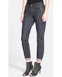 Burberry Brit | Relaxed Boyfriend Jeans | Lyst