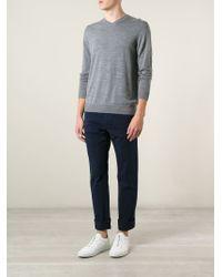 Z Zegna - Slim Fit Jeans - Lyst