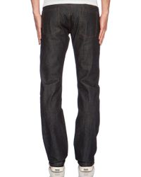 Unbranded - Tapered 14 Oz. Selvedge - Lyst