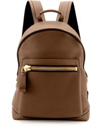 Tom Ford Buckley Zip-Pocket Backpack - Lyst