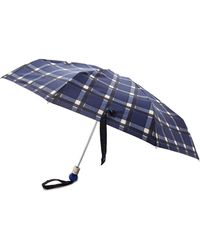 Marc By Marc Jacobs - Toto Plaid Paddington Umbrella  - Lyst