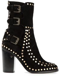 Laurence Dacade 'Gehrey' Studded Boots - Lyst