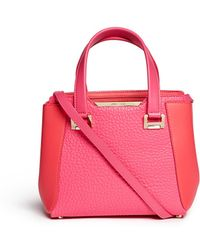 Jimmy Choo 'Alfie' Small Leather Tote - Lyst
