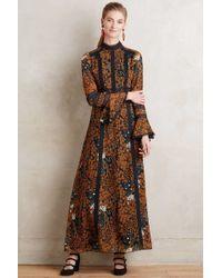 Anna Sui | Sadira Maxi Dress | Lyst