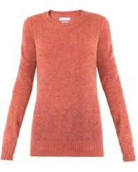 Etoile Isabel Marant Robin Mohair And Wool-Blend Sweater - Lyst