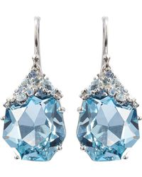 Alexis Bittar Blueberry Marquis Drop Earring - Lyst