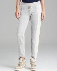 Townsen - Pants Fox Fleece Color Block - Lyst