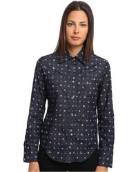 Vivienne Westwood Anglomania Cowboy Shirt - Lyst