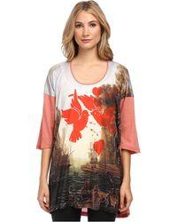 Vivienne Westwood Gold Label Lovebirds Oversize T-Shirt - Lyst