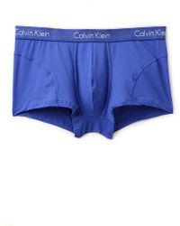 Calvin Klein Air Micro Low Rise Trunk - Lyst