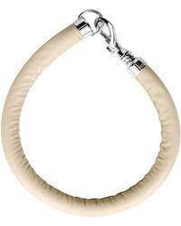 Golden Goose Deluxe Brand Necklace beige - Lyst