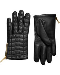 Kate Spade - Bow Quilted Gloves - Lyst