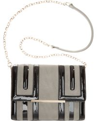 Big Buddha Temple Flap with Chain Strap - Lyst