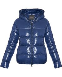 Duvetica - Thiancinque Packable Quilted Down Jacket - Lyst