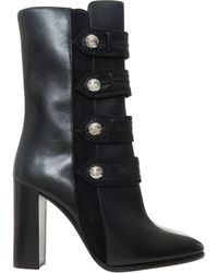 Isabel Marant Arnie Leather Boots - Black