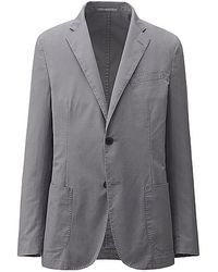 Uniqlo Men Light Cotton Jacket - Lyst