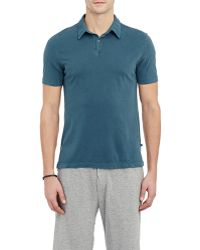 James Perse Polo Shirt - Lyst