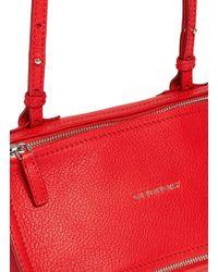 Givenchy   'pandora' Mini Leather Bag   Lyst