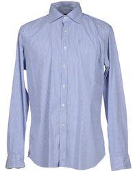 Harrods - Shirt - Lyst