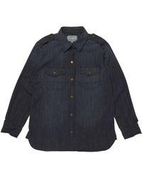 Current/Elliott The Perfect Chambray Shirt - Lyst